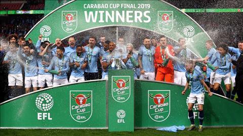 HLV Pellegrini nói về khả năng Man City giành cú ăn 4 hình ảnh