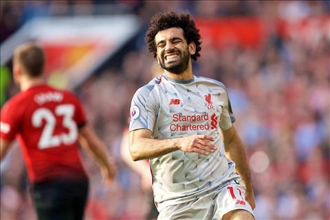 Mohamed Salah gây thất vọng trong những trận đấu lớn hình ảnh