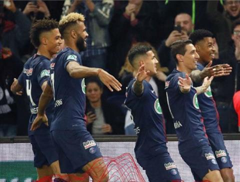 Video bàn thắng kết quả PSG vs Dijon 3-0 cúp quốc gia Pháp 2019 hình ảnh