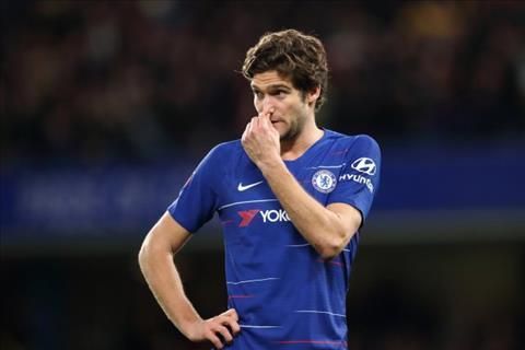 Marcos Alonso của Chelsea nằm trong tầm ngắm Inter Milan hình ảnh