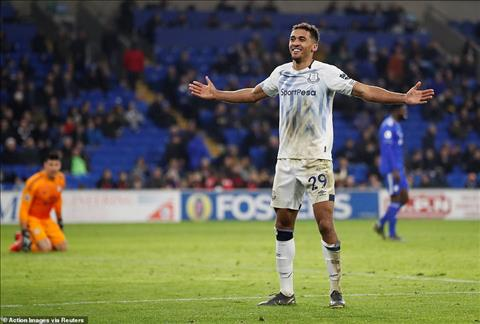 Cardiff 0-3 Everton