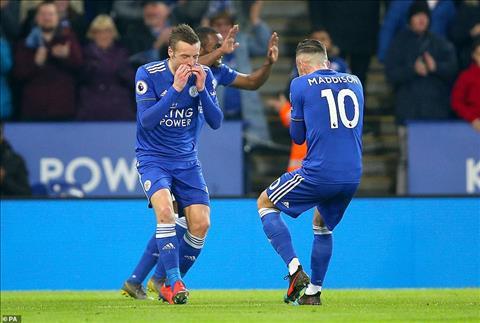 Video bàn thắng kết quả Leicester vs Brighton 2-1 Premier League hình ảnh