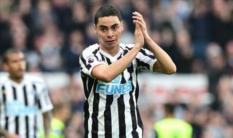 Vì keo kiệt, Arsenal để mất Miguel Almiron vào tay Newcastle hình ảnh 2