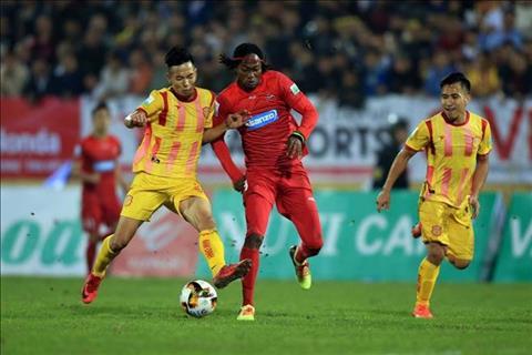 Lịch thi đấu V-League 132019 - LTĐ bóng đá Việt Nam hôm nay hình ảnh