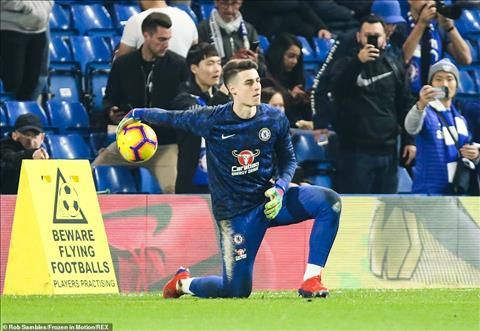 Kepa Chelsea 2-0 Tottenham