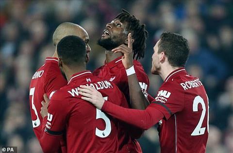Sadio Mane ghi bàn liên tục Ngôi sao lớn nhất của Liverpool hình ảnh