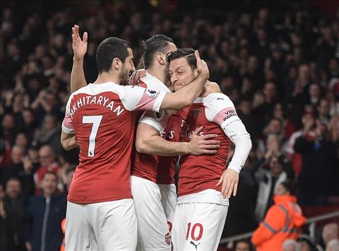 Dư âm Arsenal vs Bournemouth Khi những người đàn ông vượt khó hình ảnh