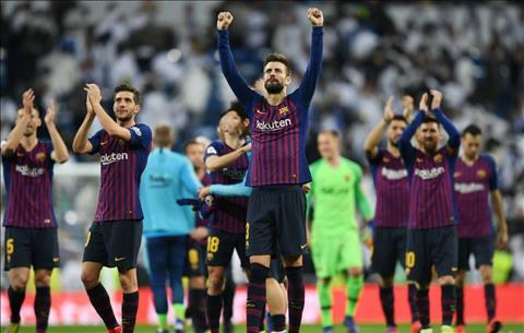 Gerard Pique phát biểu sau trận Real 0-3 Barca hình ảnh
