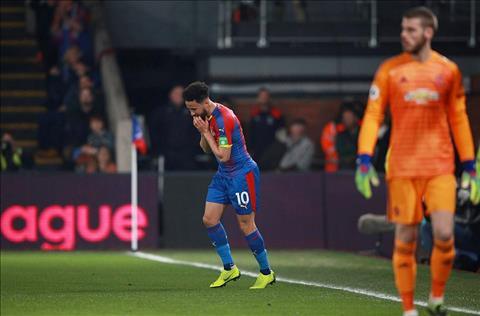 Roy Hodgson phát biểu sau trận Crystal Palace 1-3 MU hình ảnh