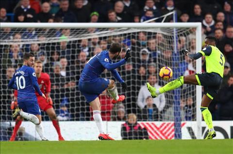 Chelsea đại thắng Huddersfield Những tội đồ đánh bạt chỉ trích hình ảnh 2
