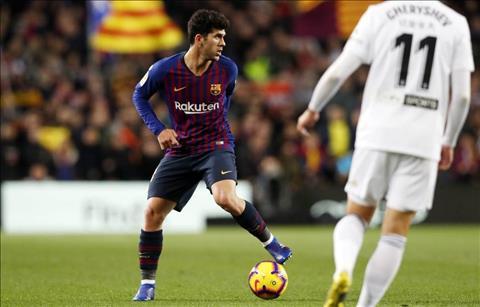 Dư âm Barca 2-2 Valencia Réo tên Messi trong điên dại… hình ảnh