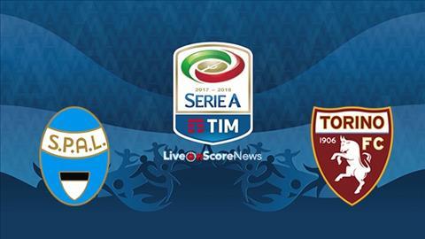Spal vs Torino 18h30 ngày 32 (Serie A 201819) hình ảnh