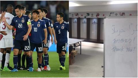 Nhat Ban va Viet Nam deu chia tay Asian Cup 2019 voi loi cam on nuoc chu nha UAE.