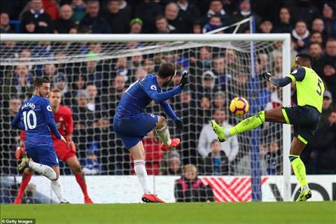 Higuain ket hop rat tot cung Eden Hazard