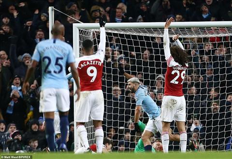 Những điểm nhấn trong trận cầu tâm điểm Man City 3-1 Arsenal hình ảnh 2