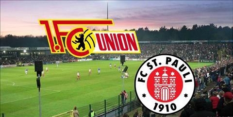 StPauli vs Union Berlin 2h30 ngày 52 (Hạng 2 Đức 201819) hình ảnh