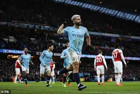 HLV Pep Guardiola phát biểu trận Man City 3-1 Arsenal hình ảnh