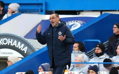 Maurizio Sarri nhận xét về Chelsea và vấn đề tâm lý hình ảnh