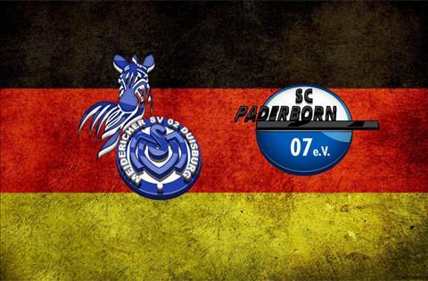 Duisburg vs Paderborn 2h45 ngày 62 (Cúp quốc gia Đức) hình ảnh