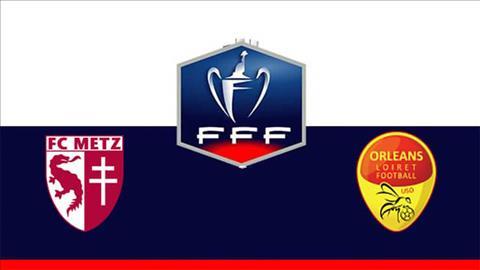 Metz vs Orleans 0h30 ngày 62 (Cúp quốc gia Pháp) hình ảnh