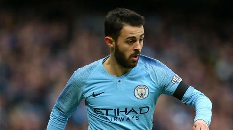Bernardo Silva noi ve co hoi vo dich cua Man City.