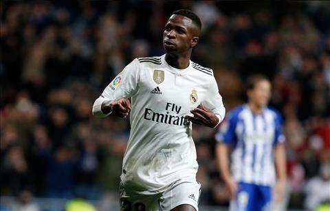 Góc nhìn Cuồng say trong vũ điệu Vinicius Junior tại Real Madrid hình ảnh