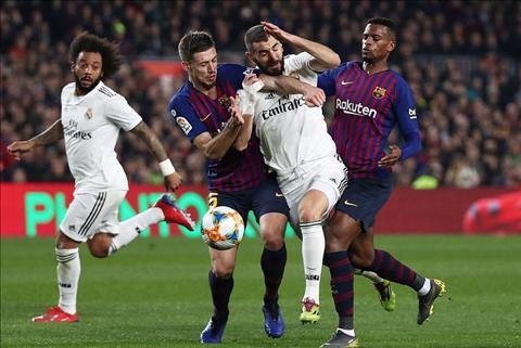 Barca hòa nhọc Real Có bao giờ, Messidependencia rõ ràng hơn thế hình ảnh 2