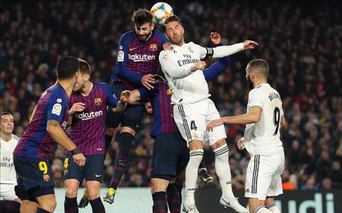 Gerard Pique phát biểu sau trận đấu Barca 1-1 Real hình ảnh