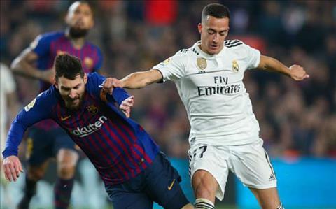 Lucas Vazquez phát biểu sau trận đấu Barca 1-1 Real Madrid hình ảnh