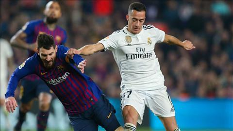 Lucas Vazquez khẳng định Real xứng đáng thắng Barca hình ảnh