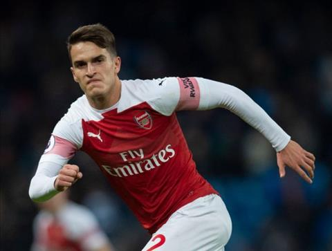 HLV Emery noi ve tan binh Denis Suarez