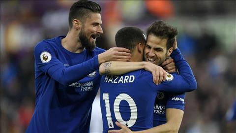 Fabregas tiết lộ về thương vụ Hazard tới Real Madrid hình ảnh