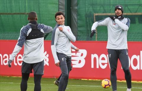Đội hình Liverpool đón sự trở lại của bộ ba trụ cột hình ảnh