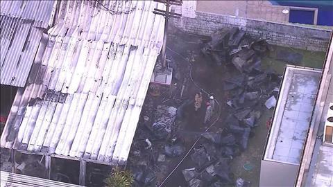 Sốc Cháy học viện bóng đá Flamengo, ít nhất 10 người thiệt mạng hình ảnh