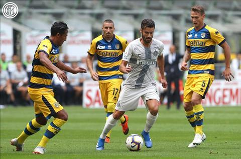 Parma vs Inter Milan 2h30 ngày 102 (Serie A 201819) hình ảnh