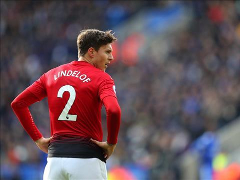 MU mất Lindelof ở trận đấu với Fulham hình ảnh