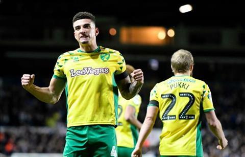 MU và Arsenal muốn mua Ben Godfrey của Norwich hình ảnh
