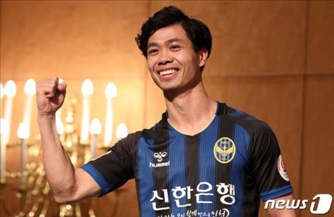 Xem tiền đạo Công Phượng đá K-League 2019 ở đâu, kênh nào hình ảnh