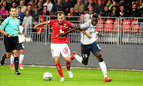 Chateauroux vs Brest 2h00 ngày 23 (Hạng 2 Pháp 201819) hình ảnh