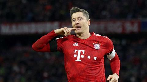 Robert Lewandowski mơ về cái kết đẹp tại Bayern như Robben và Ribery hình ảnh