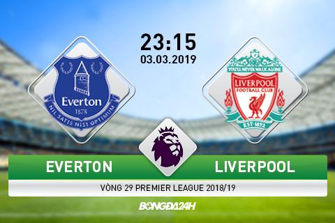 Preview Everton vs Liverpool