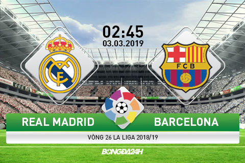 Preview Real Madrid vs Barca