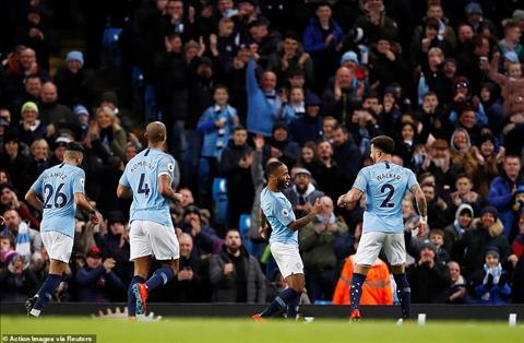 Sterling phát biểu trận Man City 3-1 Watford hình ảnh