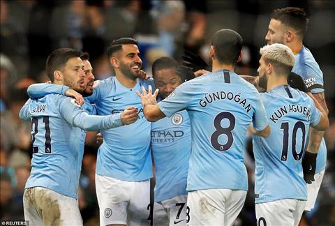 HLV Pep Guardiola phát biểu trận Man City 3-1 Watford hình ảnh