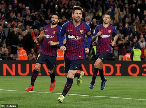 Trực tiếp Barca vs Vallecano tường thuật bóng đá La Liga 2019 hình ảnh