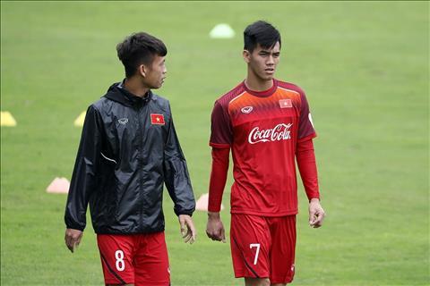 U23 Việt Nam nhận tin vui từ tiền đạo Tiến Linh hình ảnh
