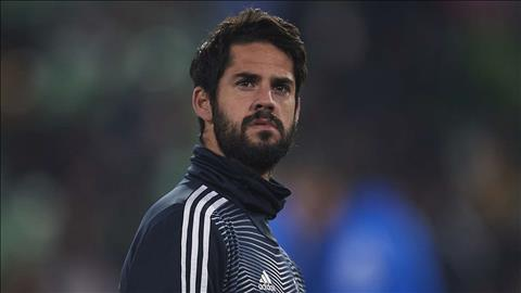 HLV Solari cho rang Isco khong du suc da cho Real Madrid
