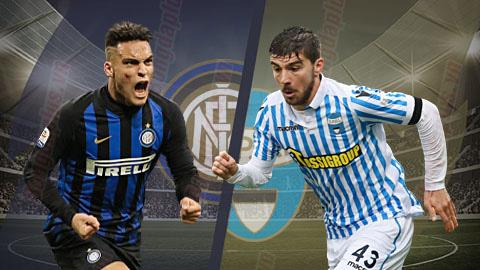 Inter Milan vs Spal 21h00 ngày 103 (Serie A 201819) hình ảnh