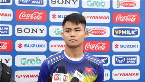 Hậu vệ Ngô Tùng Quốc đánh giá cao sự đáng gờm của U23 Indonesia hình ảnh