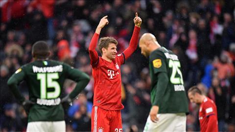 Bayern 6-0 Wolfsburg Cựu tuyển thủ Đức trút giận lên Liverpool hình ảnh